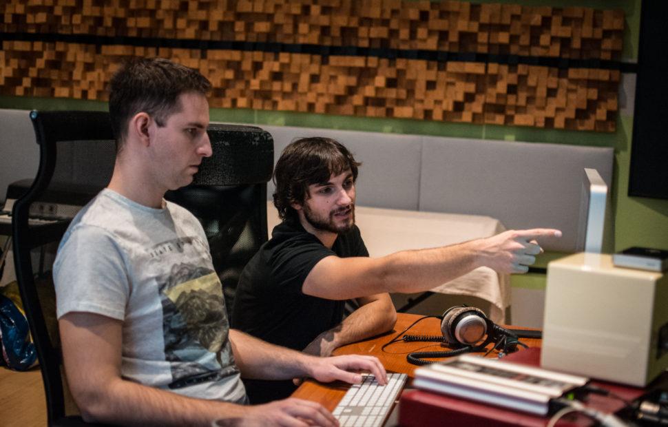 Spolupráce s klienty při mixu
