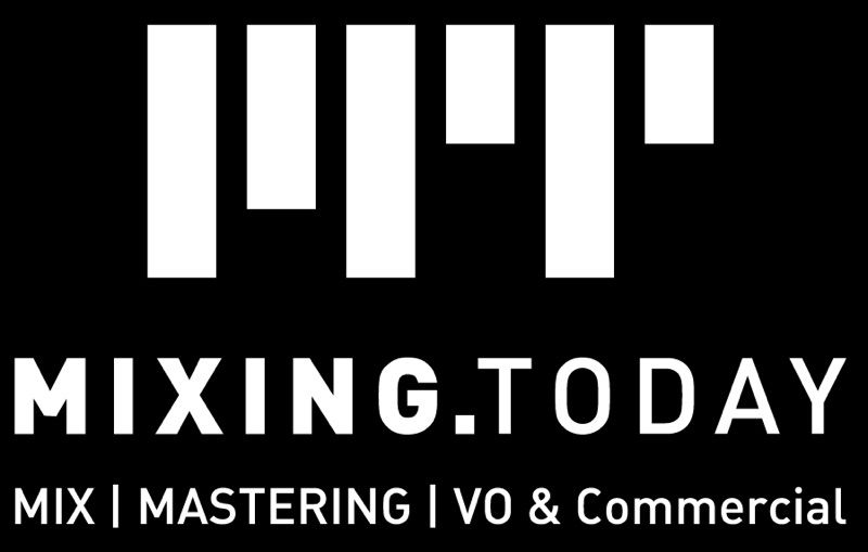 Logo MIXING.TODAY | MIX | MASTERING | VO & Commercial